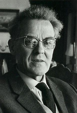 Bernard Reichel à l'age de 68 ans