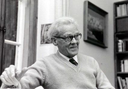 Bernard Reichel à l'age de 80 ans