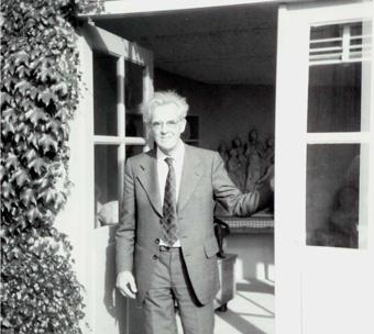Bernard Reichel à l'age de 60 ans