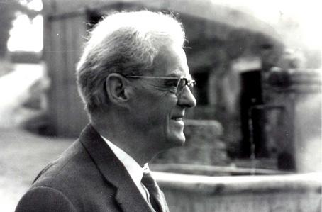 Bernard Reichel à l'age de 74 ans